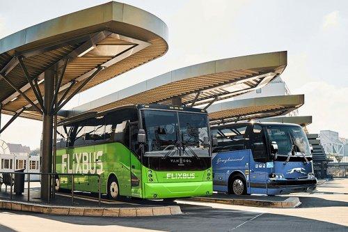Flixbus übernimmt US-Wettbewerber Greyhound und kauft 1.000 Busse auf