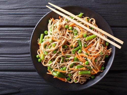 Michelin-Sterneköche teilen ihre liebsten vegetarischen Gerichte, die in höchstens 20 Minuten zubereitet sind