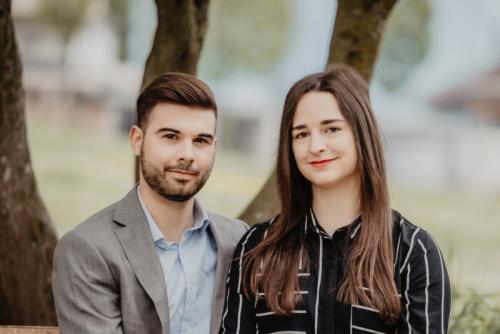 Jessica und Dominik legen jeden Monat 1500 Euro an, um mit 30 Millionäre zu sein — diesen großen Sparfehler vermeiden sie