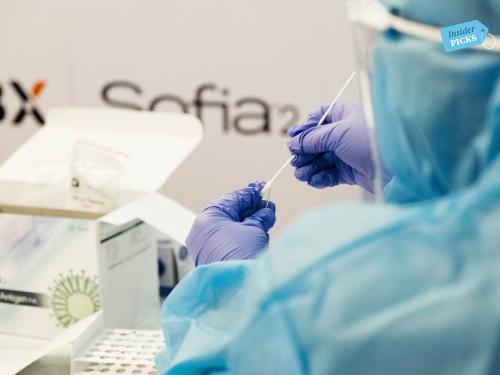 Die Corona-Schnelltests von Lidl sind wieder verfügbar — jetzt sind sie noch günstiger
