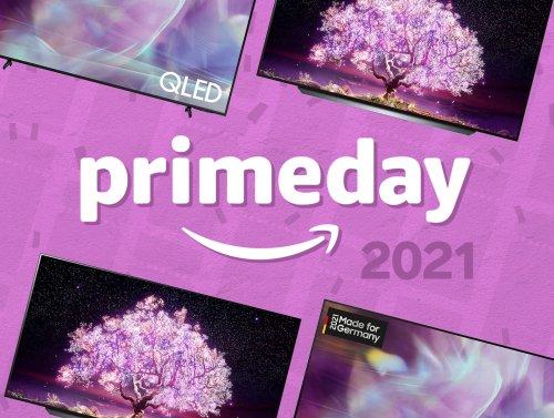 Amazon Prime Day 2021: Die 10 besten Fernseher-Angebote