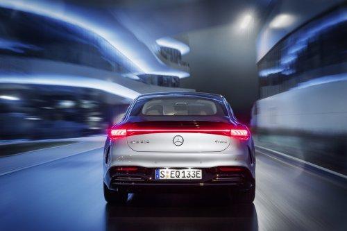 Mercedes EQS: Das beste E-Auto der Welt kommt jetzt aus Deutschland – doch Lucid & Co. werden ihn bald übertrumpfen