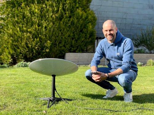 Die ersten Nutzer in Deutschland konnten Elon Musks Satelliten-Internet ausprobieren – so schnell ist Starlink wirklich