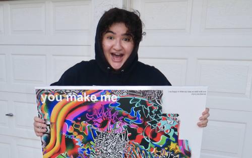 18-jähriger Krypto-Künstler macht Millionen mit virtuellen Sneakern – das steckt hinter dem Trend