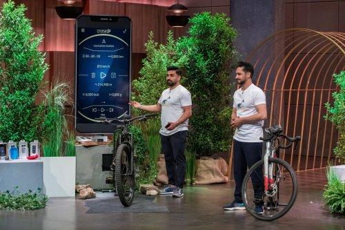 Beim Radfahren telefonieren? Zwei Brüder entwickeln eine Freisprechanlage für den Lenker