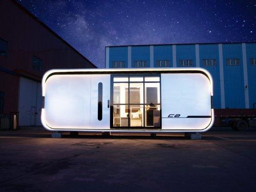 Diese futuristischen Fertig-Tinyhouses kosten 77.000 Dollar und können in Großbritannien bereits bestellt werden