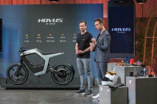 Das E-Motorrad, das auch Elon Musk haben wollte