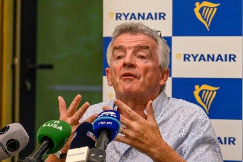 """Ryanair-Chef O'Leary schießt verbal gegen Easyjet: Die Airline sei """"Geschichte"""""""