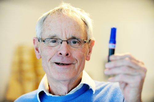 Ein Menschenfreund, der den Filzstift revolutionierte — Carl-Wilhelm Edding ist mit 90 Jahren gestorben