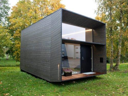 Im Loft-Stil: Dieses gehypte Tiny House könnt ihr auch in Deutschland kaufen – so sieht es von innen aus