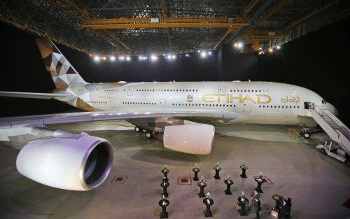 Der 446 Millionen teure Airbus A380 ist das größte und teuerste Passagierflugzeug der Welt – so spektakulär sieht es von Innen aus