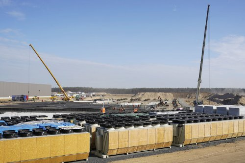 Tesla in Grünheide: Umweltverbände reichen Eilantrag gegen vorläufige Baugenehmigungen für die Fabrik ein