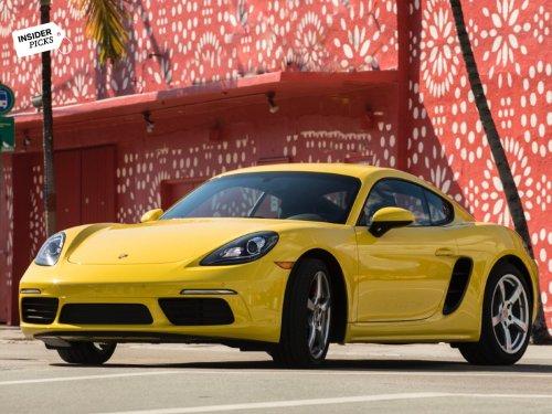 Porsche 718 Cayman Leasing: So viel kostet es, den luxuriösen Sportwagen zu leasen
