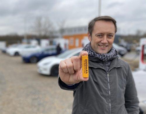 Es begann mit einem Brief an Elon Musk: Dieser deutsche Bäcker baut jetzt Europas größte E-Auto-Raststätte in Hilden
