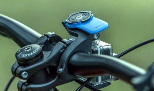 Este es el único soporte que necesitas para llevar el móvil en tu bici y que nunca se cae