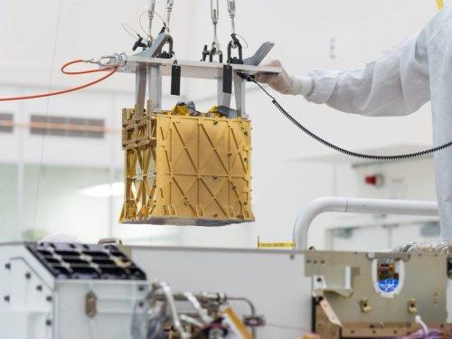 El rover Perseverance de la NASA consigue convertir CO2 en oxígeno, una tecnología que podría ser clave para ayudar a los astronautas a respirar en Marte