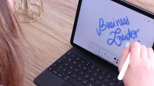 Este lápiz digital en oferta de Logitech es compatible con iPad y mucho más barato que Apple Pencil