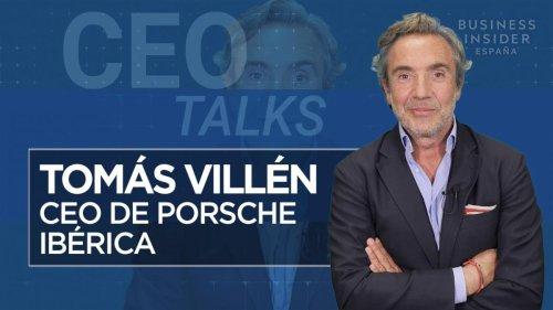 """Tomás Villén, director general de Porsche Ibérica: """"En 2021, más de la mitad de nuestra ventas serán coches eléctricos; hemos conseguido poner alma a la electrificación"""""""