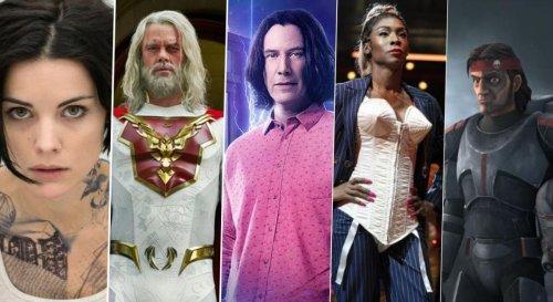 Estrenos del 3 al 9 de mayo: los 8 contenidos clave de Netflix, HBO, Disney, Movistar y Prime Video
