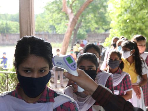 UP Board exams for class 10 and 12 postponed, schools shut till May 15