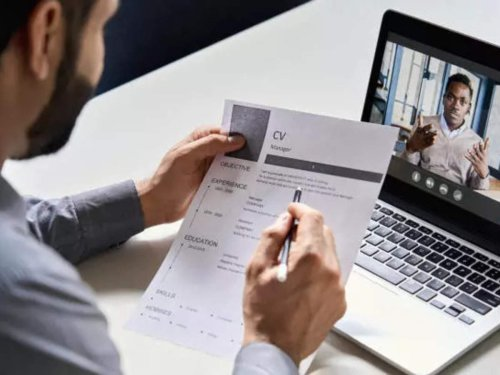 Online job interviews: Here are some tips and tricks on how to crack it