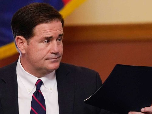 Arizona became the latest state to ban so-called 'vaccine passports.' Its governor said the choice to get a shot or not is 'up to each individual.'