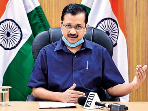Delhi CM Arvind Kejriwal announces lockdown from April 19 to April 26 amid steep rise in COVID-19 cases