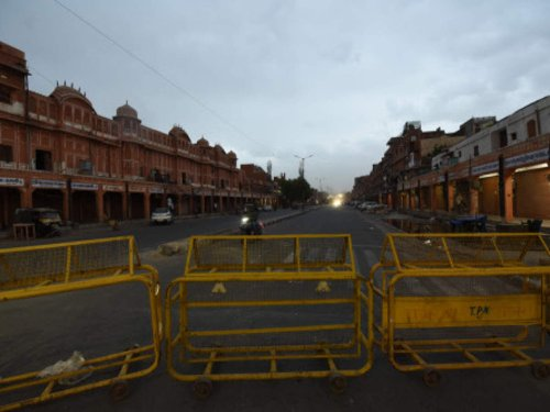 Rajasthan government imposes strict 15- days lockdown from April 19 to May 3