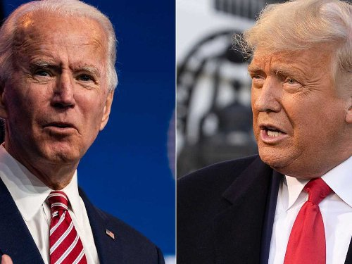 Trump says Biden's plan to withdraw US troops from Afghanistan is a 'wonderful and positive thing to do'
