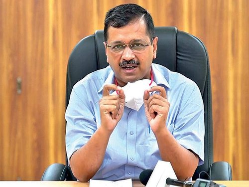 Delhi CM Arvind Kejriwal says COVID-19 positivity rate has gone up to 30%, only 100 ICU beds left