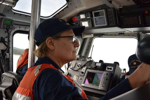 Biden's pick to be US Coast Guard second in command could be service's first female 4-star admiral