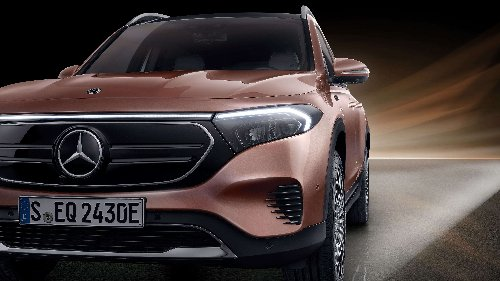 Mercedes will bring a compact electric SUV to the US in 2022 - check out the EQB