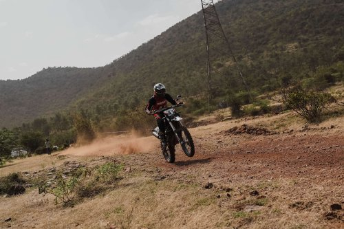 Aishwarya Pissay, a champion motorcyclist, describes what it takes to ace the circuit