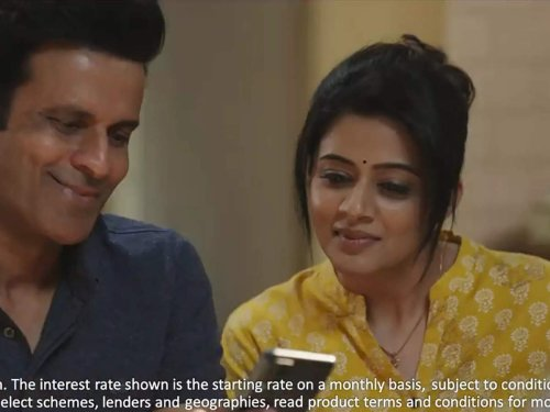 Rupeek aims to tap into unexplored markets after its campaign with Manoj Bajpayee and Priyamani