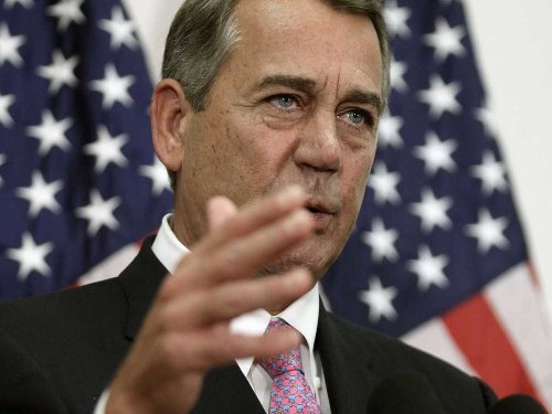 John Boehner: The 'so-called America First Caucus' is 'one of the nuttiest things I've ever seen'