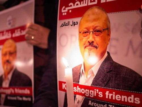 House votes 350-71 passing legislation limiting arms sales to Saudi Arabia, in response to 2018 killing of Jamal Khashoggi