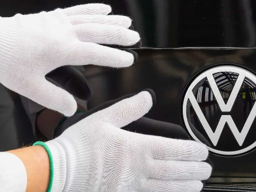 Volkswagen is not closing its factory in Xinjiang as long as it's 'economically feasible,' exec says