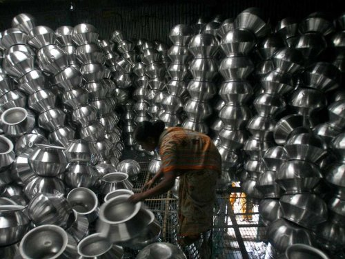 Metal prices fall as China says it will release state stockpiles in effort to control a soaring commodities rally