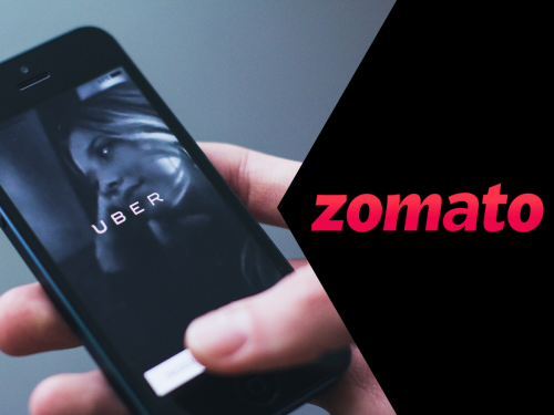 Uber made a billion dollar from Zomato's listing, without spending a single penny
