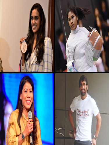 Top Indian Olympians who bagged the most television commercials during Tokyo Olympics 2020, as per BARC