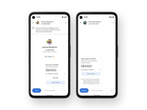 Google Pay users in India can now receive money from the US