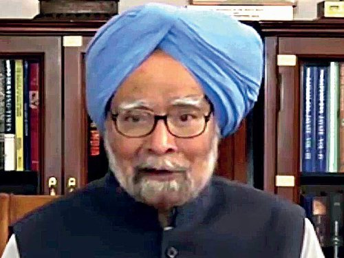 Former PM Manmohan Singh admitted in AIIMS after testing covid positive