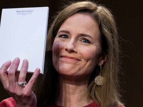 Supreme Court Justice Amy Coney Barrett gets $2 million advance for a book deal, according to new report