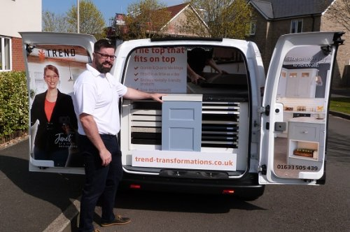 New Kitchen and Bathroom Renovation Business Opens in Newport