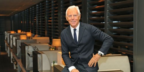 Armani's Future in Focus as Group Denies Any Interest in Ferrari Tie-Up