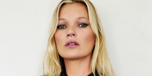 Kate Moss Gets In on the NFT Craze