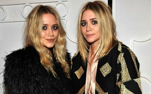 Mary-Kate & Ashley Olsen are part of the BoF 500
