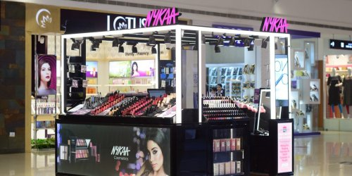 Report: Indian Beauty Start-Up Nykaa Taps Banks for $500 Million IPO