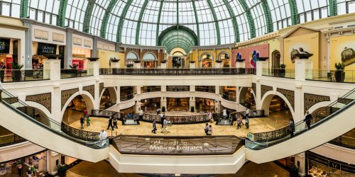 The Middle East's Largest Mall Operator Plots Expansion