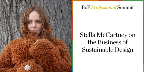 Stella McCartney on the Business of Sustainable Design